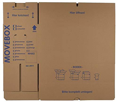 30 Stück Umzugskartons Movebox - 5
