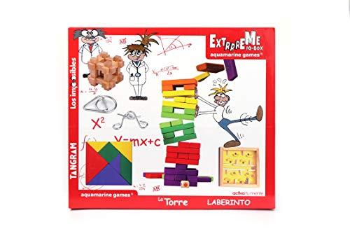 Aquamarine Games La Torre de Colores Extreme IQ Box (  CP052)