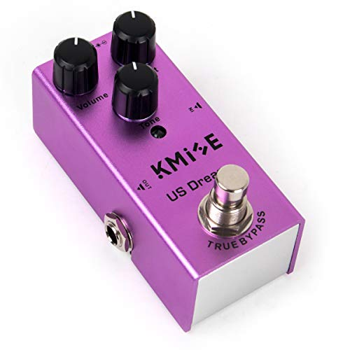 lotmusic US Dream Electric Guitar Effects Pedal Mini Single Type DC 9V True Bypass...