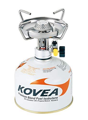 Kovea Soul Camping Lantern, Small, Silver