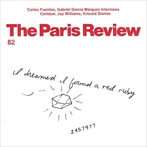 The Paris Review No.82, Winter 1891 audiobook cover art