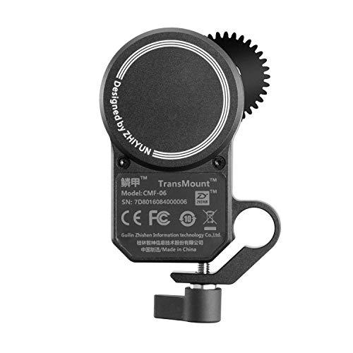 Zhiyun CMF-06 TransMount Servo Follow Focus/Zoom Controller for WEEBILL S/Crane 3/Crane 3S/ Crane 2S
