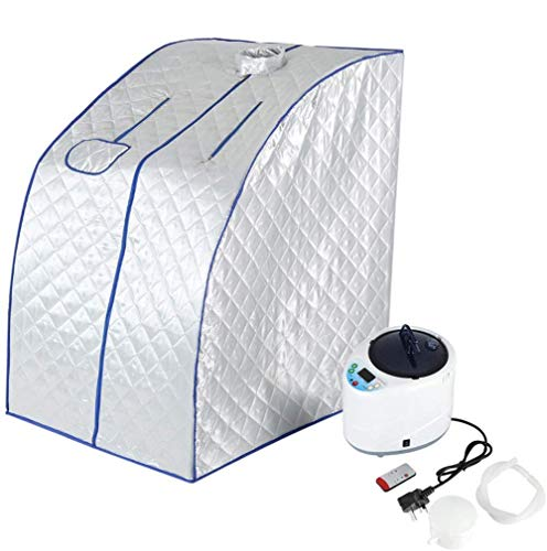 Portable SPA voor Home One Person Sauna, Steam Sauna SPA Home Tent Pot Machine met afstandsbediening