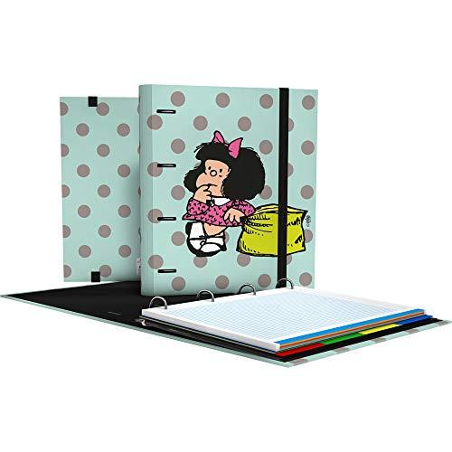 CARPEBLOC Mafalda DOTS, A4