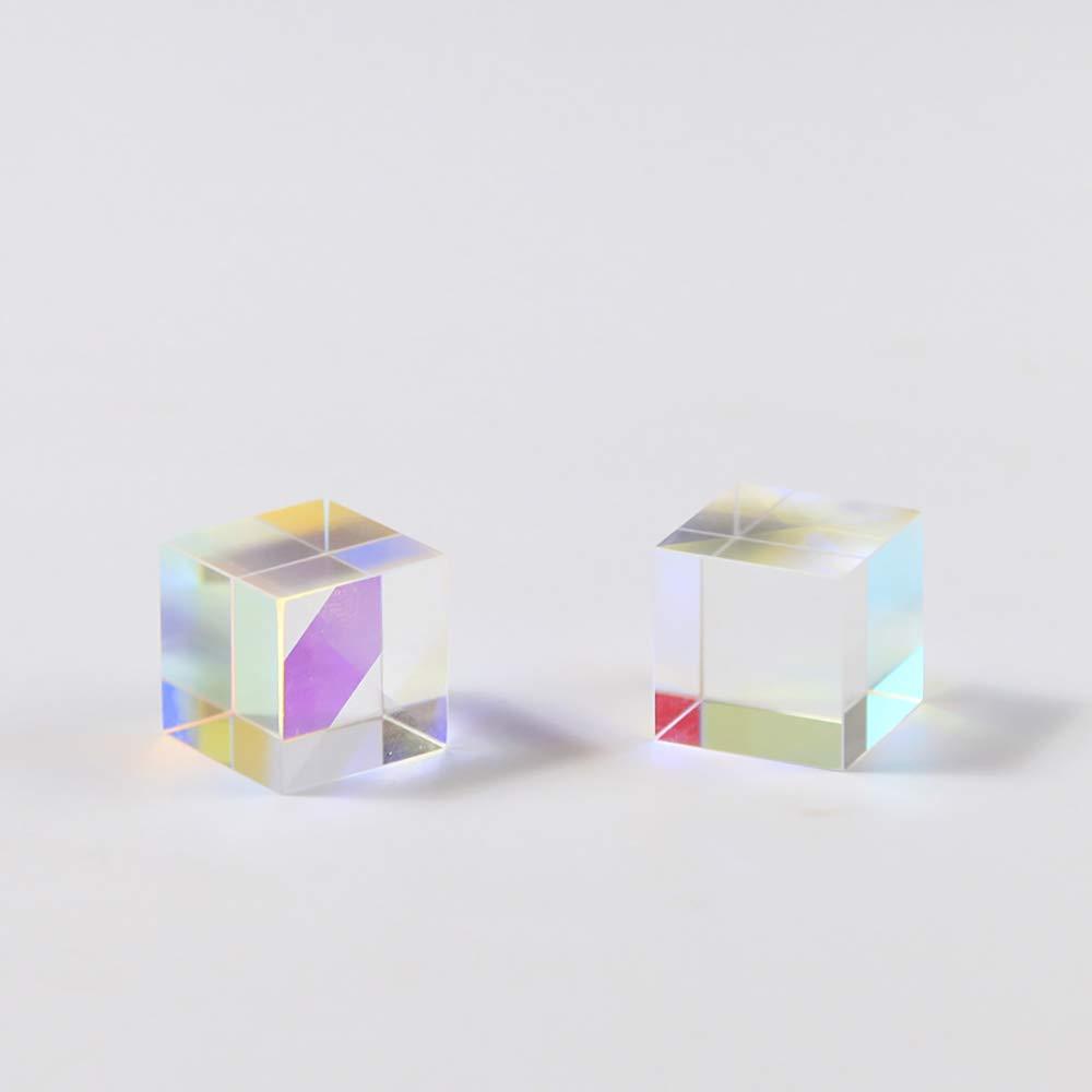 altany-zadaszenia.pl Glass Cube Prism RGB Dispersion Prism for ...