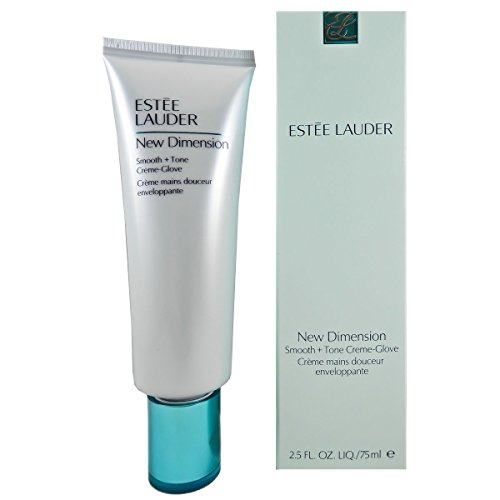 Estée Lauder New Dimension Smooth + Tone Handcreme, 1er Pack (1 x 75 ml)