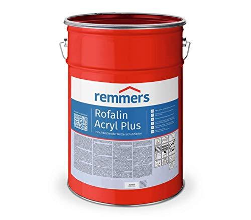 Remmers Rofalin Acryl Plus Schutzfarbe Weiß (RAL 9016) (5 l)