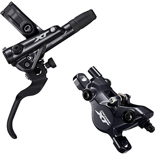 SHIMANO XT BR-M8100 Disc Brake Black, Left/Front
