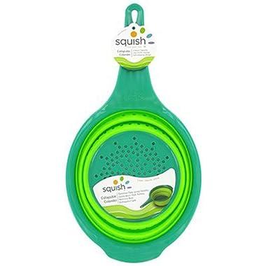 Squish 2 quart Colander, Green