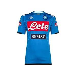 SSC NAPOLI Abouo 3 Napoli Camiseta de Entrenamiento, Unisex Adulto ...