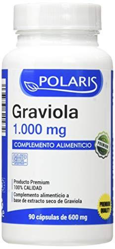 Polaris Graviola 1000Mg. 90Cap. 100 g