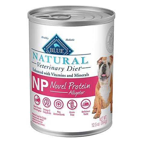 Blue Natural Veterinary Diet NP Novel Protein...