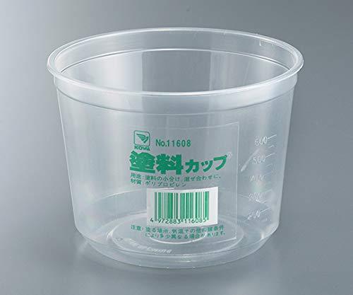 KOWA 塗料カップ1L