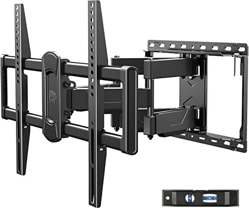 Mounting Dream Full Motion TV Wall Mount Swivel and Tilt for Most...