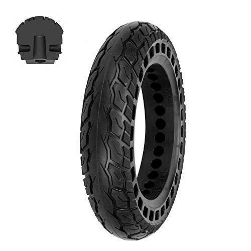Neumáticos De Scooter Eléctrico, 12 1-2X1 1-4 Neumáticos Sólidos En Forma De...