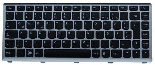 Tastatur Lenovo Ideapad U310 Serie DE NEU Mit Rahmen
