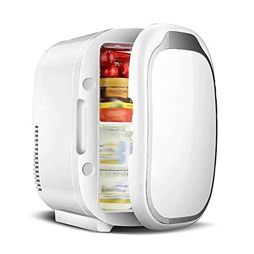 BAOZUPO Refrigerador termoeléctrico de la Furgoneta del Coche del Calentador del refrigerador del refrigerador del Viaje del Mini de 6L 12V / 220V
