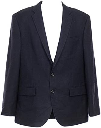 J Crew Crosby Wool Suit Jacket Size 40R Sample Navy