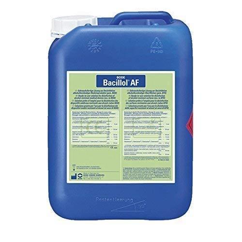 Flächendesinfektion Bacillol AF-5 Liter / Kanister