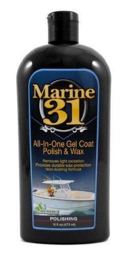 Marine 31 All-in-One Gel Coat Polish & Wax