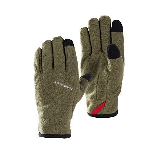 Mammut Fleece Handschuhe, Iguana, 9