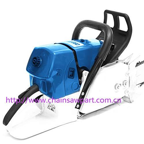 OJENAS Gasoline-Powered 066/660 Chain Saw 2 Stroke 92cc 5.2KW with 25-Inch 3/8