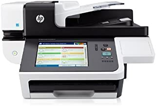 $492 » HP Digital Sender Flow 8500 fn1 OCR Document Capture Workstation (Renewed)