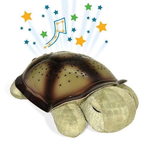 Veilleuse peluche tortue Moka - Cloud B