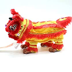 Chinese Dragon Marionette Puppet Chinese New Year Lion Dance