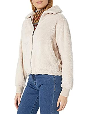 Billabong Women's Fleece Jacket, Whisper, M