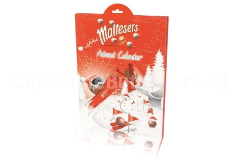 Mars Advent Calendars Maltesers (Single For)