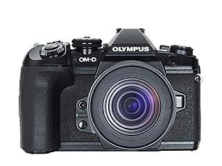Olympus OM-D E-M1 MarkII Micro-Four-Thirds-Systemkamera-Kit inkl. M.Zuiko Digital ED 12-45mm F4 PRO Objektiv, 20MP Sensor, 5-Achsen-Bildstabilisation, leistungsstarker Autofokus, 4K Video, Schwarz (B08B687GZR) | Amazon price tracker / tracking, Amazon price history charts, Amazon price watches, Amazon price drop alerts
