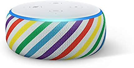 All-New Echo Dot Kids Edition, an Echo designed for kids, Rainbow