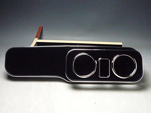 数量限定 180/185系ハイラックスサーフ フロントテーブル ブラック 携帯ホルダー中央 ブラックシルバー