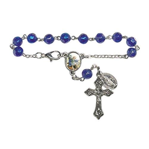 st michael auto rosary - 1