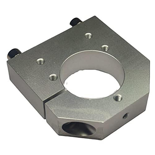 LUOERPI Montaje de husillo Kress de 43 mm Montaje de husillo de aleación de Aluminio ShapeOkO para Piezas de fresadora CNC Kress de 43 mm de diámetro