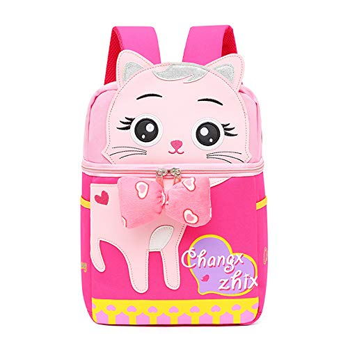HUANGH Cute backpacks Girls bags for kids Creative 3D cartoon cute backpack unicorn school bag Children's birthday gift new year gift b