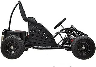 Go-Bowen Baja 1000W 48V Electric Kids Go-Kart - Black