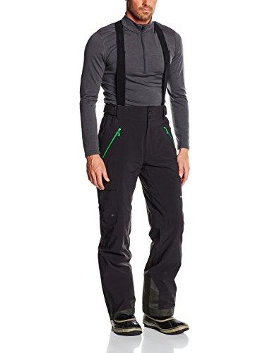 Trango Allos Termic - Pantalón Largo para Hombre, Color Negro, Talla XL