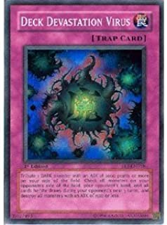 YU-GI-OH! Yugioh Deck Devastation Virus Gold Series 4 Common by: Amazon.es: Juguetes y juegos