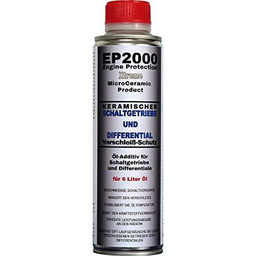 Röde-Technik EP2000 Schaltgetriebe- und Differential-Additiv 300 ml (für 6 l Öl)