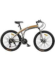 فتنس مينتس دراجة قابلة للطي، FM-F26-02S-GR