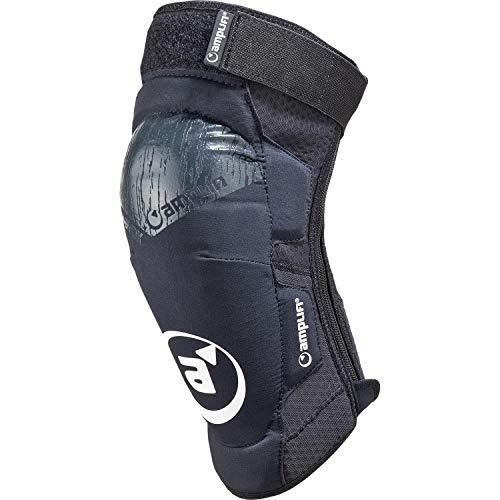 Amplifi Havok Knee Zip Schwarz, Helme und Protektor, Größe S - Farbe Jet - Black