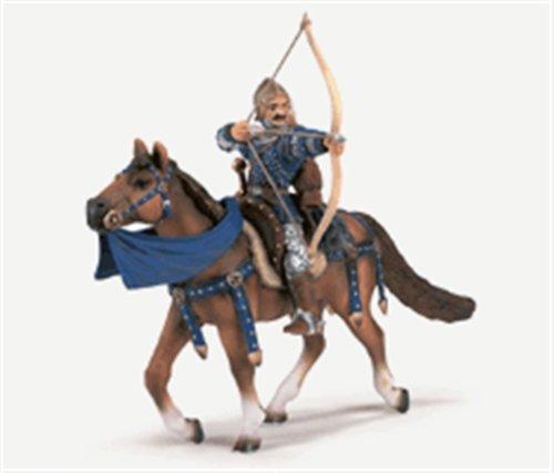 Schleich 70031 Bogenschütze auf Pferd