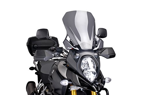 Puig 9212W Cupula Touring para Moto Ahumado Oscuro