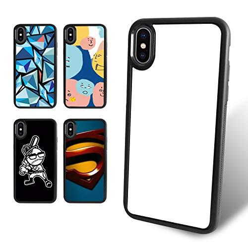 Personalisierbare Handyhüllen für Apple iPhone, Sublimationsdruck, 5 Stück, Hülle for iphone X