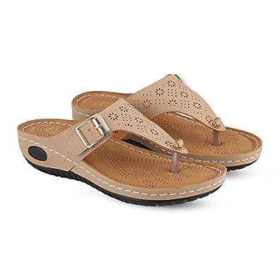 Dr. Feel women's & Girl's Slippers Women Casual Sandal 1034