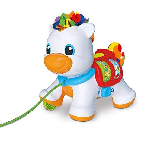 Clementoni 17188 Baby Pony Sempre with Me, Einzeln, Mehrfarbig, 3