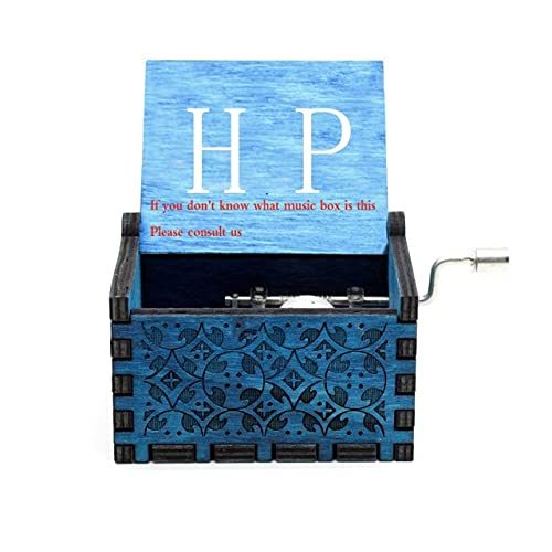 Leisont Woodhand Crank Queen's Music Box Bohemian Rhapsody Theme Game of Thrones Beauty Beast Stakes. H P