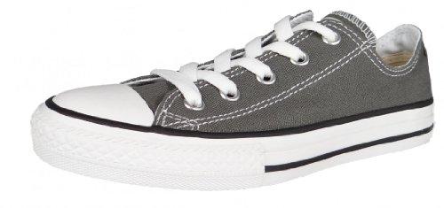 Converse Ctas Season Ox - Zapatillas para niños, color gris (anthracite), talla 20